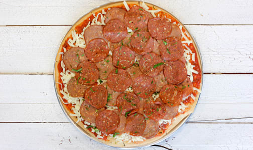 Bridgeland Pizza- Code#: PM0477