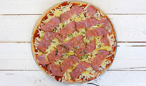 Hillhurst Pizza - Dairy Free- Code#: PM0509