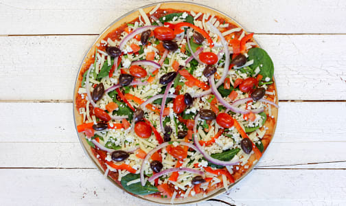 Shaganappi Pizza - Vegan- Code#: PM0537