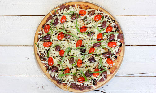 Tuscany Pizza - Vegan- Code#: PM0539