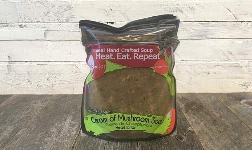 Cream of Mushroom (Frozen)- Code#: PM0569