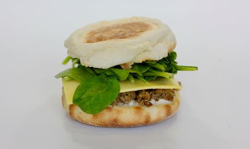 Beyond Meat Breakfast English Muffin- Code#: PM0623