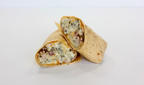 Bacon, Egg and Cheese Breakfast Wrap- Code#: PM0625