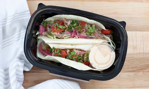 Korean Chicken Tacos- Code#: PM0648