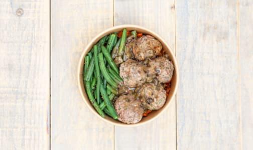 Caribbean Beef Meatballs- Code#: PM0667