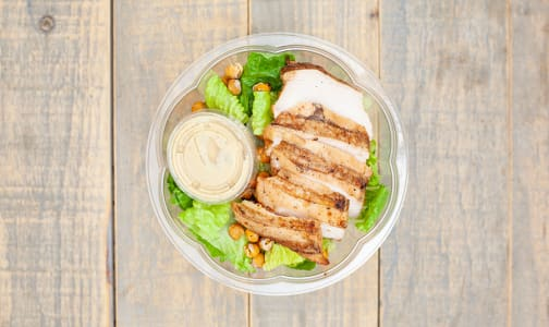 Chicken Caesar Salad Bowl- Code#: PM0686