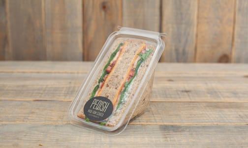 Bacon Cheddar Tomato Sandwich- Code#: PM0688