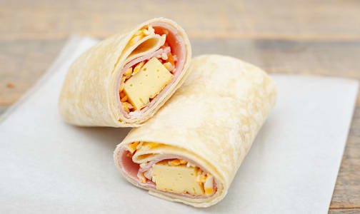 Ham & Cheese Breakfast Wrap- Code#: PM0703