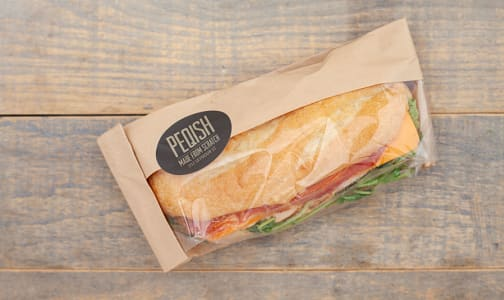 Bacon Chicken Ranch Baguette- Code#: PM0711