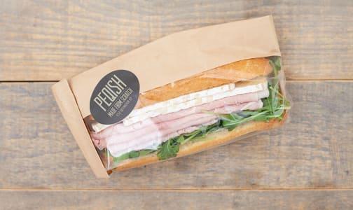 Ham & Brie Baguette- Code#: PM0713