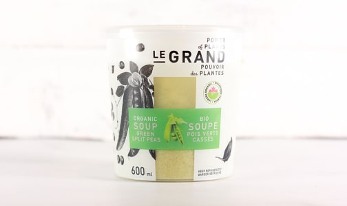 Organic Split Peas Soup- Code#: PM0756