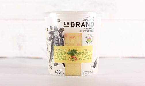 Organic Vegetables Soup- Code#: PM0757