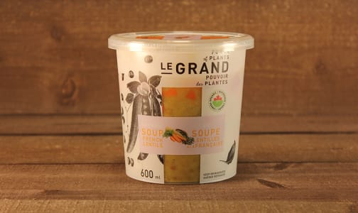 Organic French Lentils Soup- Code#: PM0759