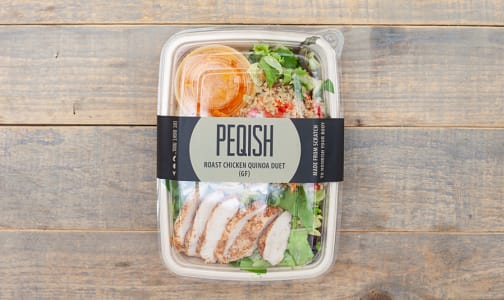 Roast Chicken Quinoa Duet Salad- Code#: PM0776