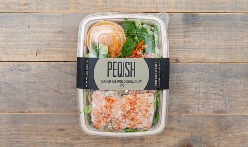 Seared Salmon Salad- Code#: PM0778