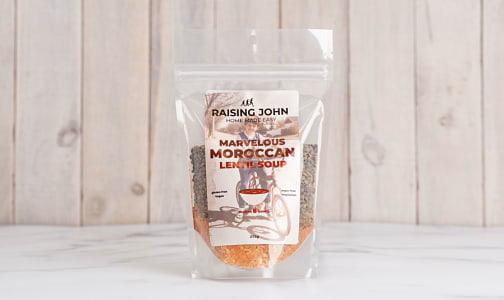 Organic Morrocan Lentil Soup- Code#: PM0781