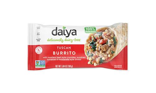 Burrito - Tuscan (Frozen)- Code#: PM0811