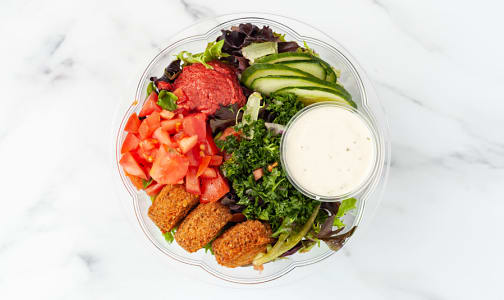 Falafel Salad Bowl- Code#: PM0842