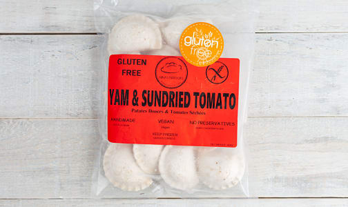 Yam Sundied Tomato Pierogi GF (Frozen)- Code#: PM0876