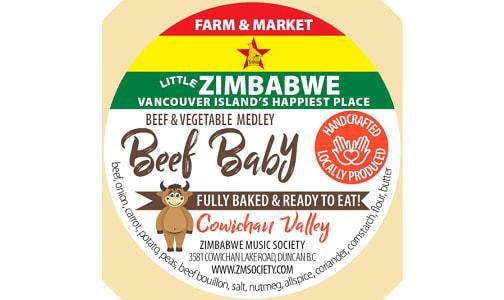 Beef & Veggie Pie (Frozen)- Code#: PM0916