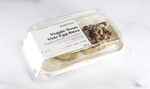 Veggie Sous Vide Egg Bites- Code#: PM0966
