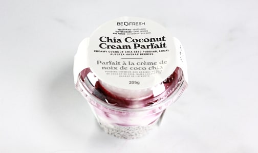 Coconut Chia Seed Pudding- Code#: PM0967