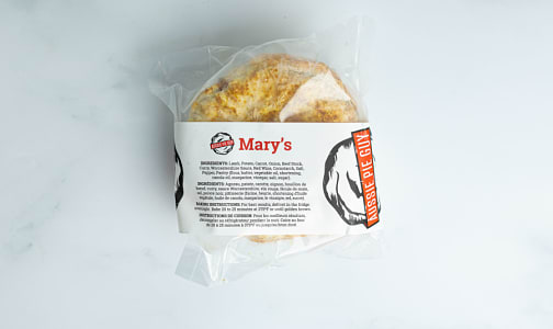 Mary's Pie - Lamb Curry (Frozen)- Code#: PM0975