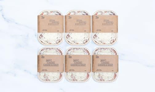 Lasagna Lover Variety - 6 Pack (Frozen)- Code#: PM0979
