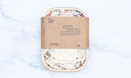 Vegetable Lasagna - Single (Frozen)- Code#: PM0984