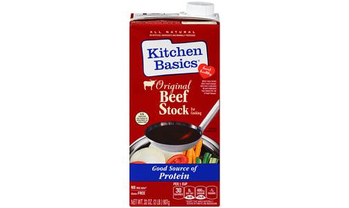 Beef Stock- Code#: PM1012