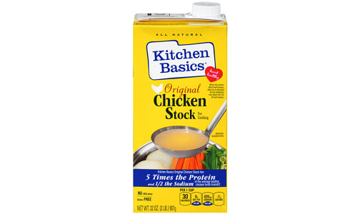 Chicken Stock- Code#: PM1013