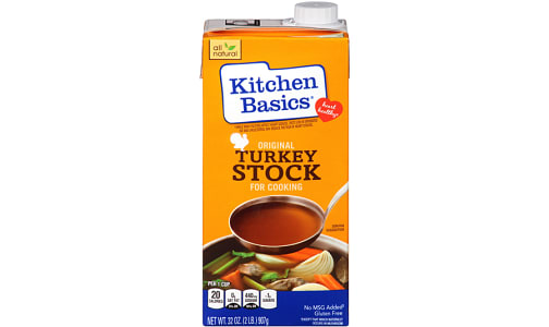 Turkey Cooking Stock- Code#: PM1014