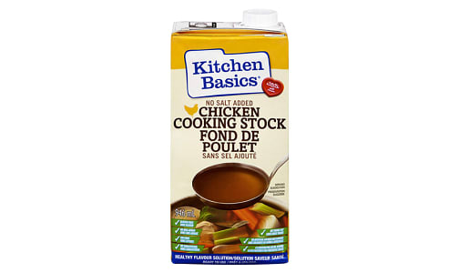 Unsalted Chicken Stock- Code#: PM1015