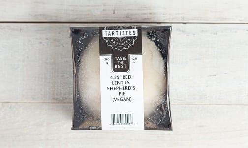 Red Lentil Shepherd's Pot Pie (Frozen)- Code#: PM1024