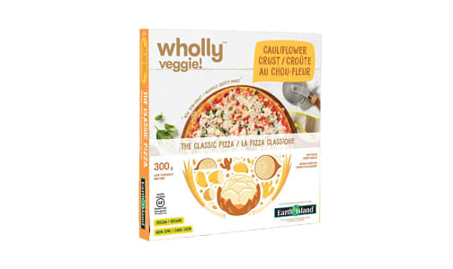 Classic Pizza - Vegan, Thin Crust (Frozen)- Code#: PM1050