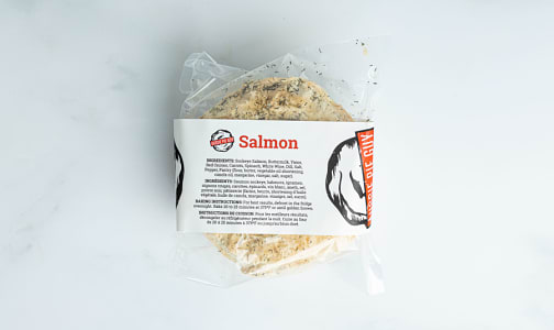 Salmon Pie (Frozen)- Code#: PM1065