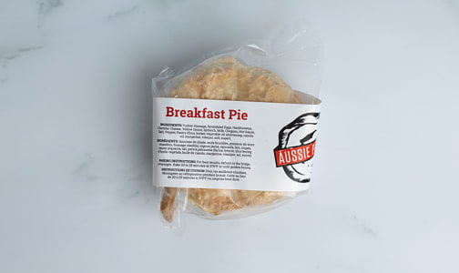 Breakfast Pie (Frozen)- Code#: PM1066
