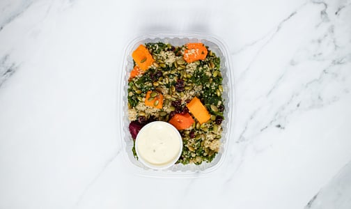 Kale and Roasted Root Vegetable Salad- Code#: PM1074