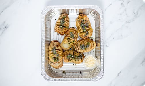 Hassleback Potatoes- Code#: PM1078
