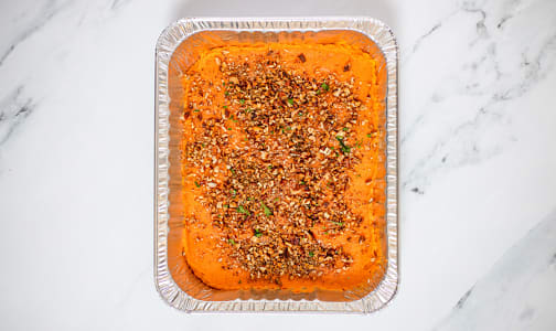 Olive Oil Whipped Sweet Potatoes- Code#: PM1079