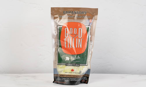 Vegetable Vegan Empanada (Frozen)- Code#: PM1081