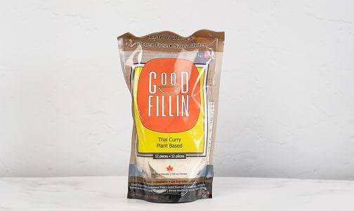 Thai Curry Plant Based Empanada (Frozen)- Code#: PM1082