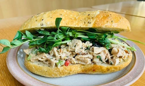 Gluten Free Chicken Salad Sandwich- Code#: PM1093