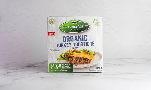 Organic Turkey Tourtiere (Frozen)- Code#: PM1114