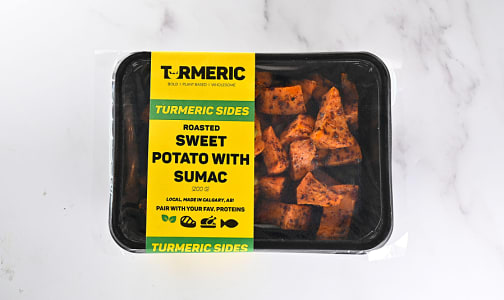 Roasted Sweet Potato with Sumac (Frozen)- Code#: PM1131