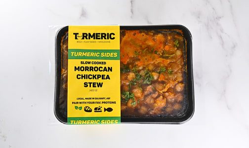 Moroccan Spiced Chickpea Stew (Frozen)- Code#: PM1132