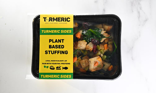Plant Based Stuffing (Frozen)- Code#: PM1139