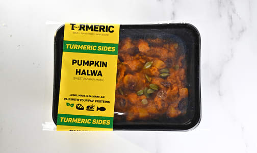Pumpkin Halwa (Sweet Mash) (Frozen)- Code#: PM1140