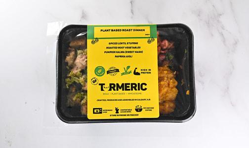 Plant Based Roast Dinner (Frozen)- Code#: PM1141