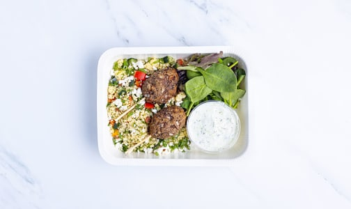 Kofta Beef over Couscous - Code#: PM1148